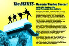 The Beatles - Memorial Rooftop Concert